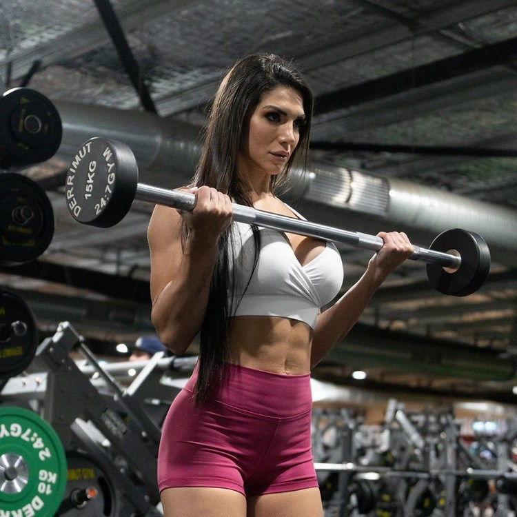 Fitness Model Libby Powell Insta Fitness Models I'm so excited to share this program which i've poured my heart into creating! fitness model libby powell insta
